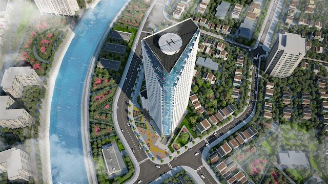 tháp doanh nhân, dự án tháp doanh nhân, chung cư tháp doanh nhân