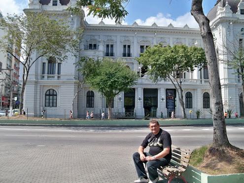 ALBERTO ARAÚJO CENTRO CULTURAL CORREIOS DE NITERÓI