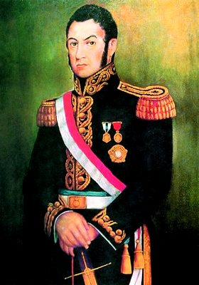 Imagen de Don José de San Martín a colores