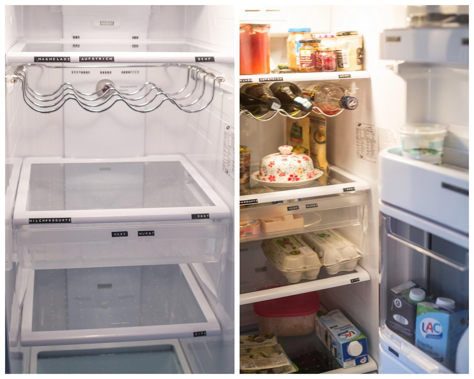 Kühlschrank Reinigen : Frühjahrsputz oder in 8 schritten zur sauberen küche u2022 pomponetti