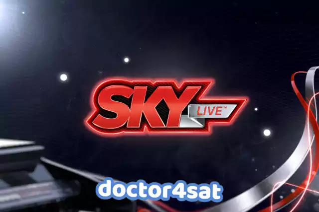 سوفت sky live 75 على دكتور فور سات وبس