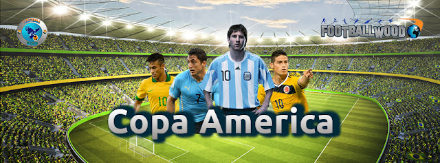 Twitter Cover Photos Of Copa America 2015