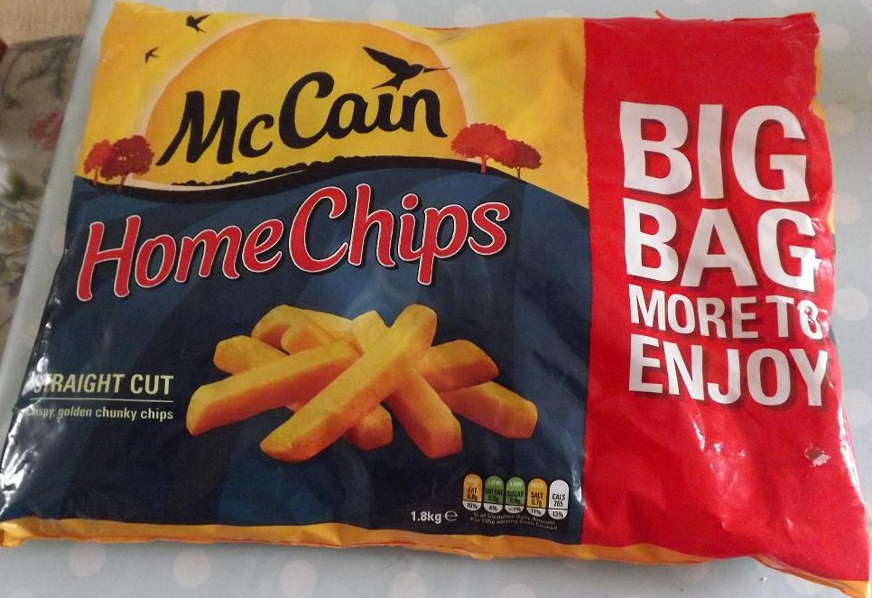 Madhouse Family Reviews: The McCain Home Chips Challenge