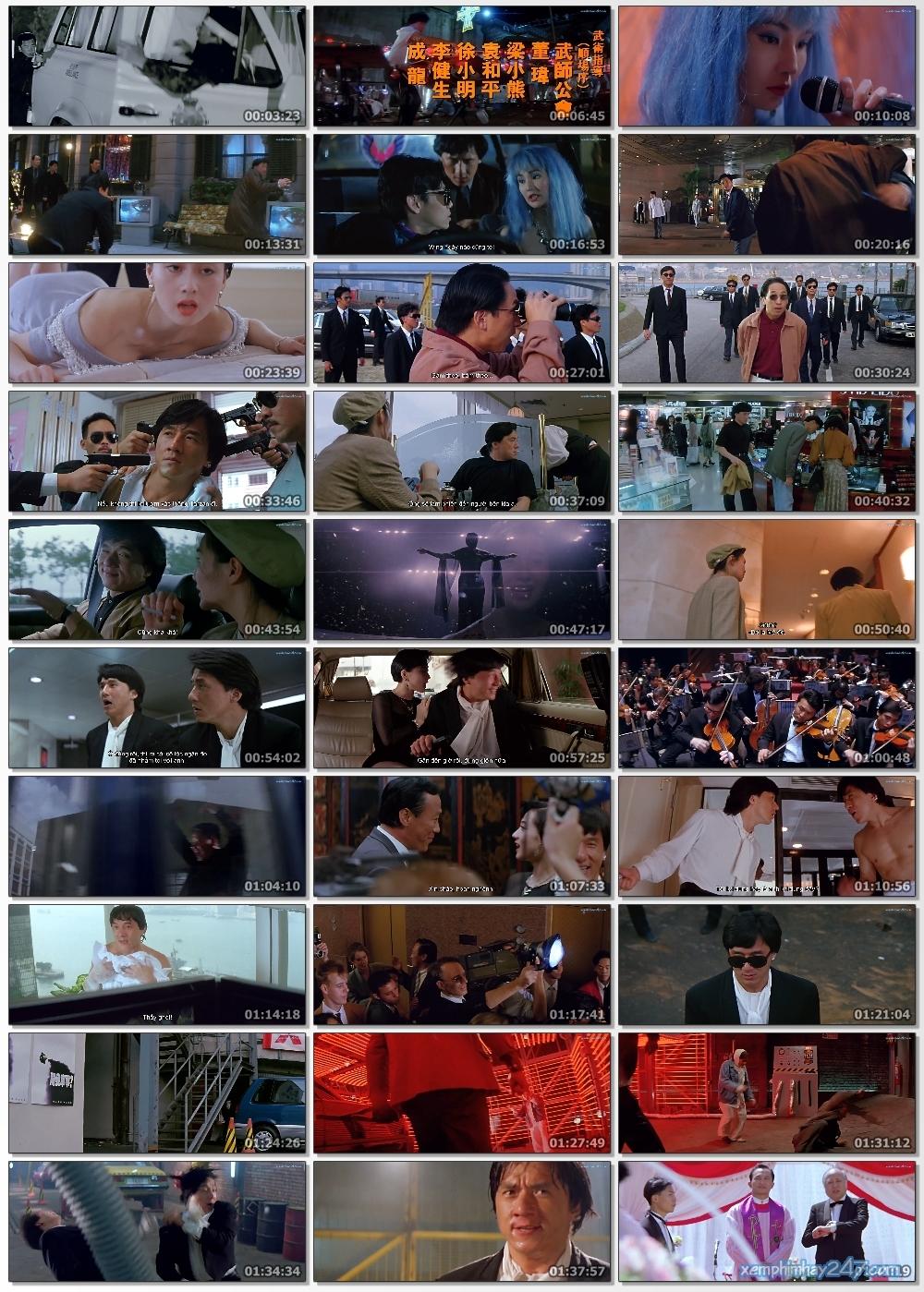 http://xemphimhay247.com - Xem phim hay 247 - Song Long Hội (1992) - Twin Dragons (1992)