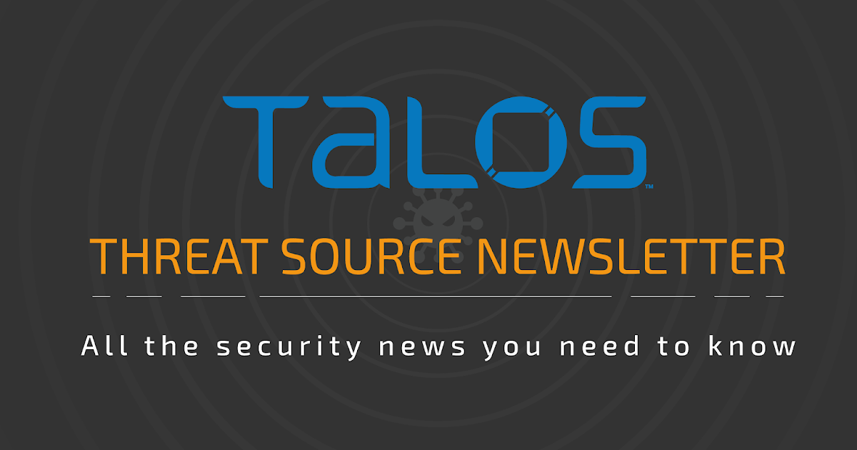 Threat Source newsletter (July 15, 2021)