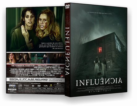 DVD Influência (2019) DVD-R AUTORADO
