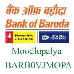 Vijaya Baroda Bank Moodlupalya Branch New IFSC, MICR