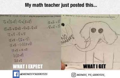 Math Meme