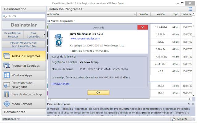 Revo Uninstaller Pro 4.3.3 Full Crack