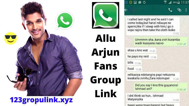 Join 200+ Allu Arjun Whatsapp Group Links 2020