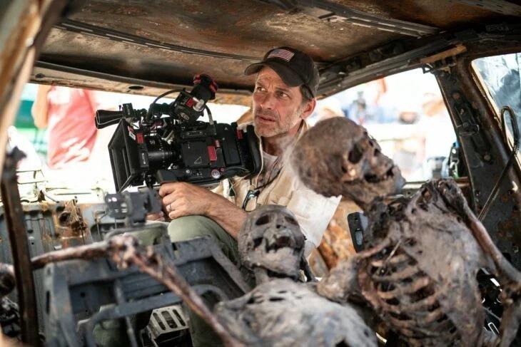 """Zack Snyder regresa con """"Army of the Dead"""", una película de zombies y robos de banco"""