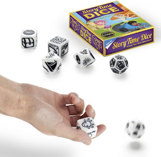 how to play Story Time Dice