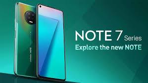 Infinix Note 7 Smartphone Android Dengan 4 Kamera dan Baterai 5000mAh