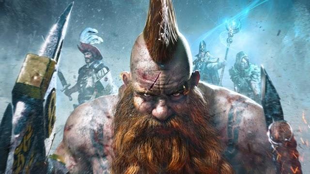 Warhammer: Chaosbane é o destaque dos lançamentos de jogos da semana (03 de Junho a 09 de Junho)