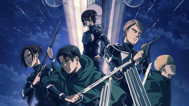3 Anime yang Dipastikan Mendapatkan Penayangan TV Pada Fall 2021