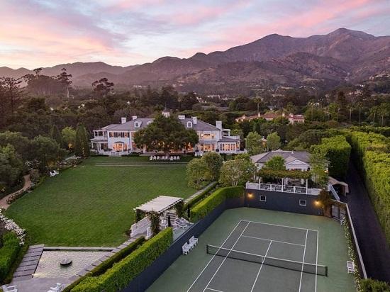 Rob Lowe's $ 45.5 Million Home