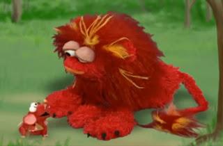 Elmo's World Cats Tickle Me Land