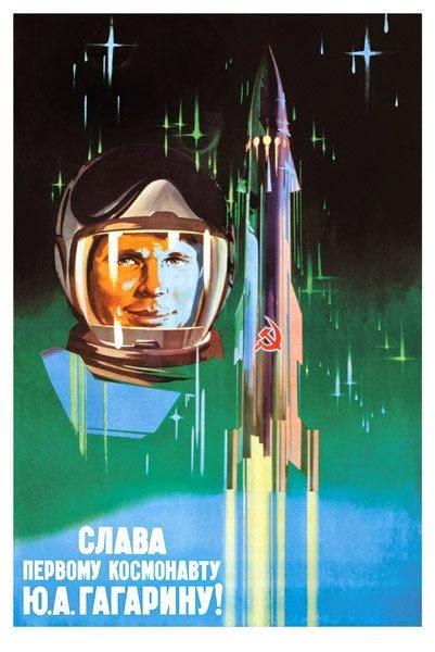 Gagarin radziecki kosmonauta