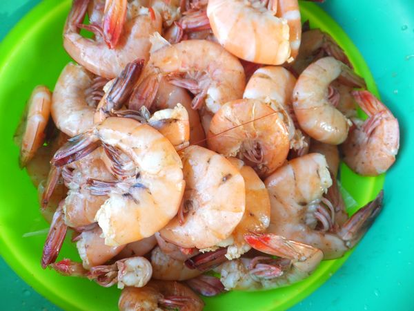 georgetown south carolina shrimp