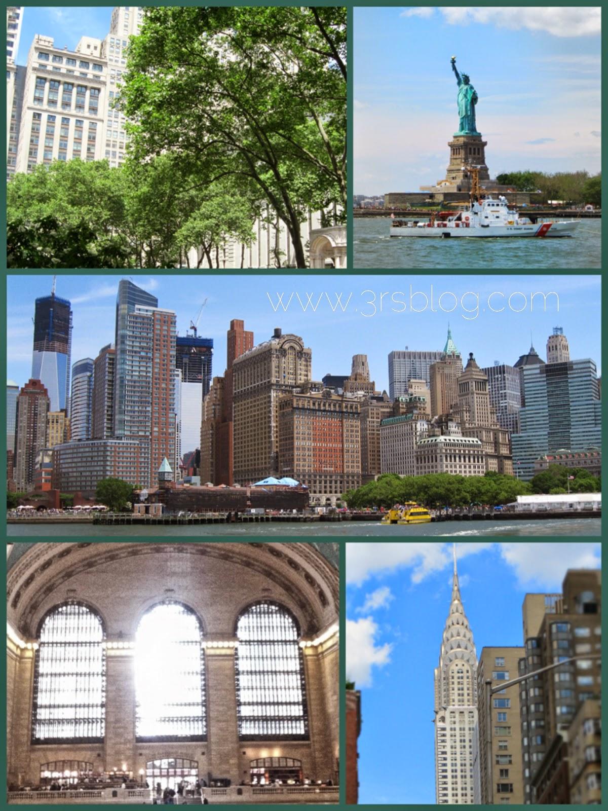 NYC Collage 3rsblog.com