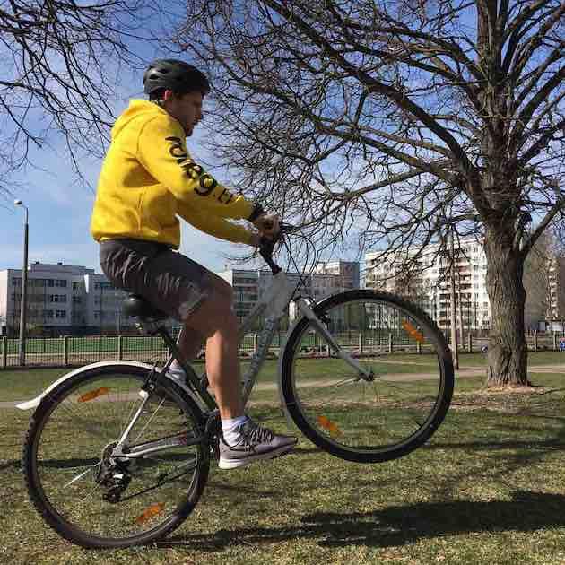 Велосипед. Видео урок — как научить быстро и легко?