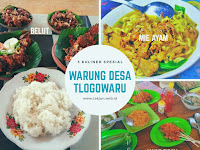 3 Tempat Kuliner Desa Tlogowaru Yang Perlu Kamu ketahui, Pecinta Jamur Tiram Wajib Tahu