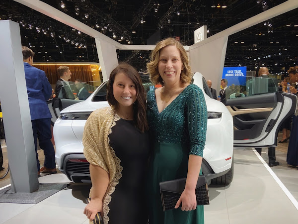 Chicago Auto Show's First Look for Charity Gala