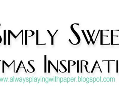The Simply Sweet Christmas Inspiration Hop!