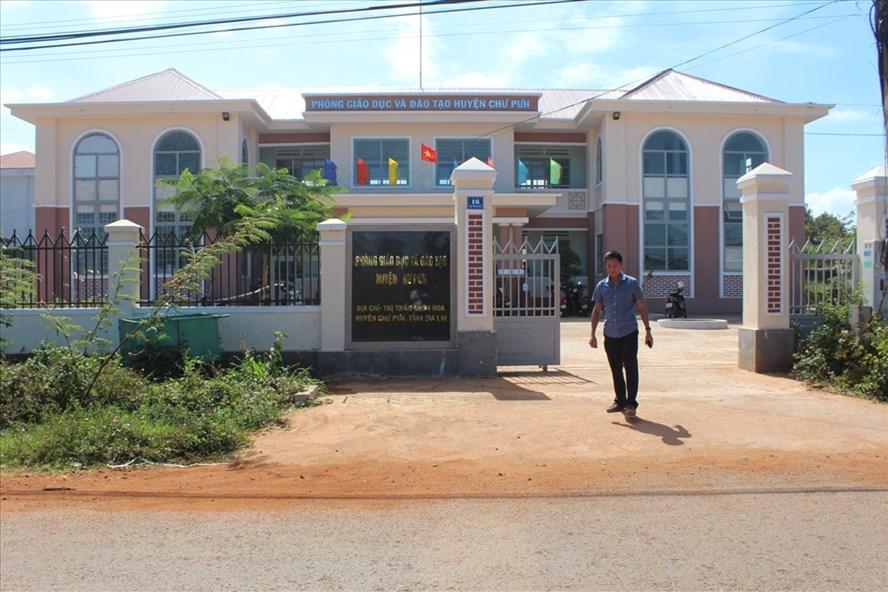 Gia Lai: Phát hiện Phòng giáo dục huyện Chư Pưh trục lợi 6 tỉ đồng