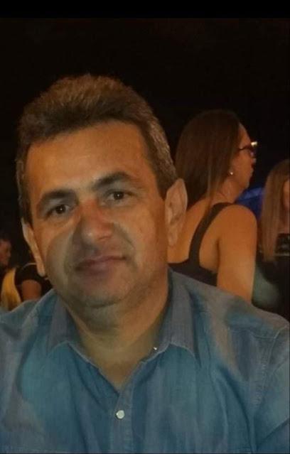 Rogério de Bana empresário de Oeiras do Piauí morre 49 anos