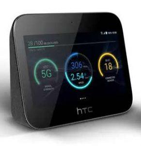 HTC 5G Hub - افضل راوتر منزلي 4g