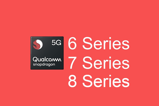 Qualcomm announced 5G chipset for Snapdragon 6,7 and 8 series in 2020