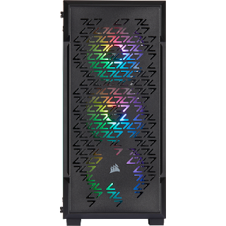 Buy Best Corsair iCUE 220T RGB Gaming Cabinet