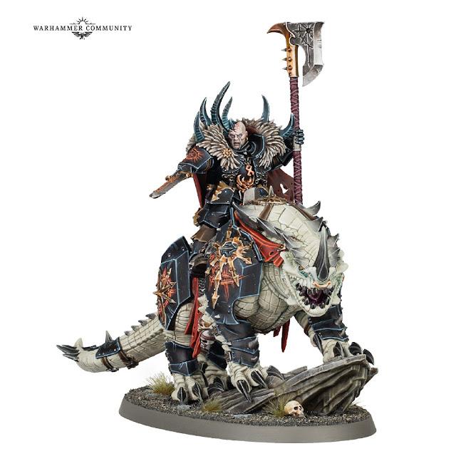 Señor del Caos en Karkadrak