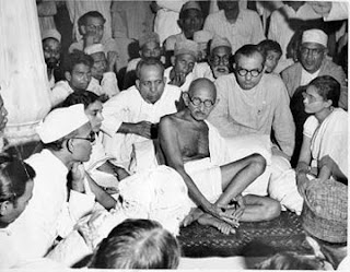 Role of Mahatma Gandhi in National Movement