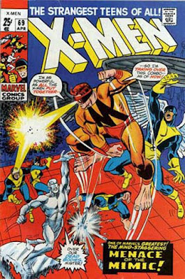 X-Men #69, the Mimic