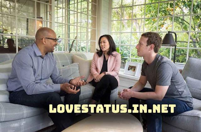 mark zuckerberg in facebook office