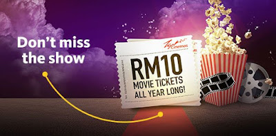TGV Cinemas RM10 Movie Ticket Promotion Maybank Cards