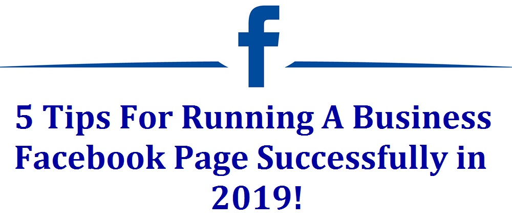 how to create a business facebook page 2020