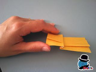 soffietto abito origami