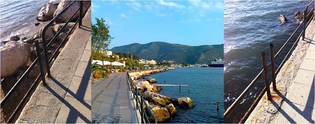 Θεσπρωτία: Επιτέλους....Διαγωνισμός για την αντικατάσταση των κατεστραμμένων κιγκλιδωμάτων στα βραχάκια Ηγουμενίτσας