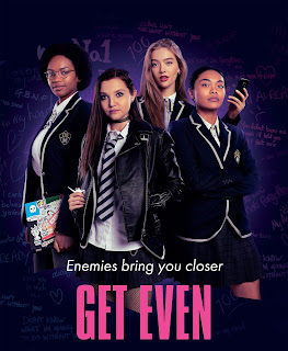 Get Even S01 Hindi Complete Download 720p WEBRip