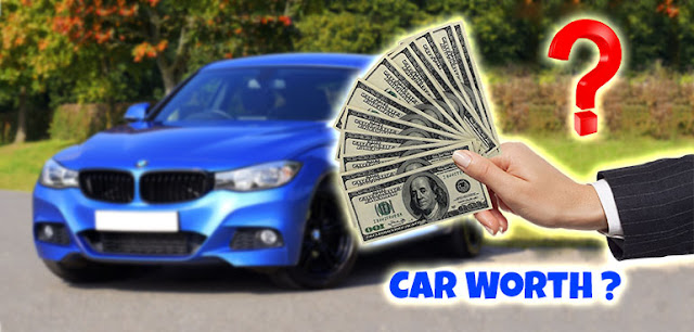 How to find out how much is my car worth