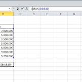 Cara Mencari Nilai Tertinggi di Microsoft Excel