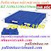 Pallet nhựa 1100x1100x150mm PL09LK
