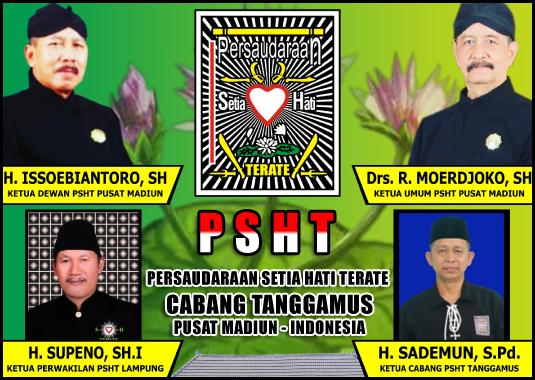 Drs. Sandemun (Ketua Cabang PSHT Tanggamus)