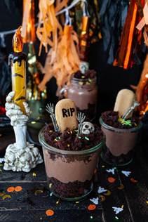 Aprenda receitas criativas para comemorar o Halloween