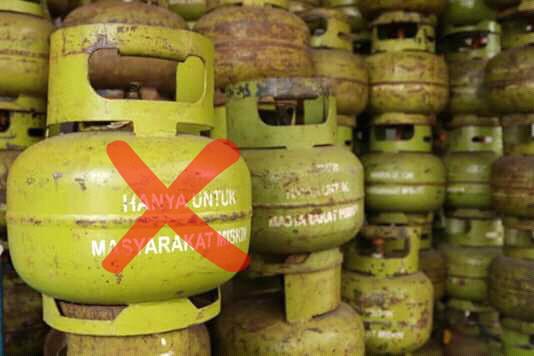 Giliran Gas LPG Yang Naik Tembus Rp 35.000