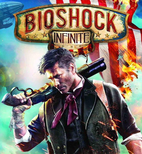 Booker DeWitt - BioShock Infinite