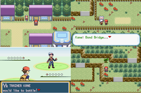 Pokemon Adventure to Empire Isle GBA ROM Hack Download